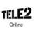 Логотип группы (Tele2 Online)